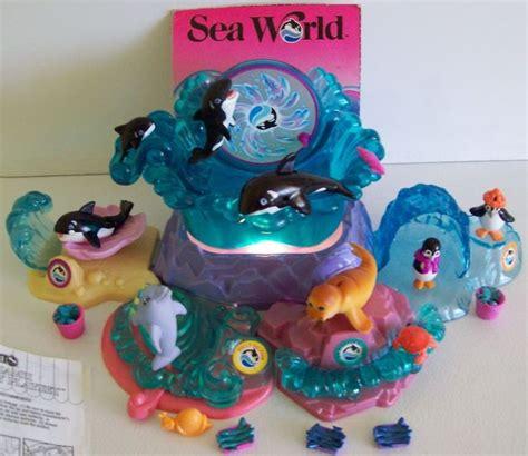 Shoo Original littlest pet shop vintage sea world toys shamu pet shop littlest pet shops and sea world