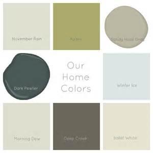 Paint colors lane mcnab interiors inc