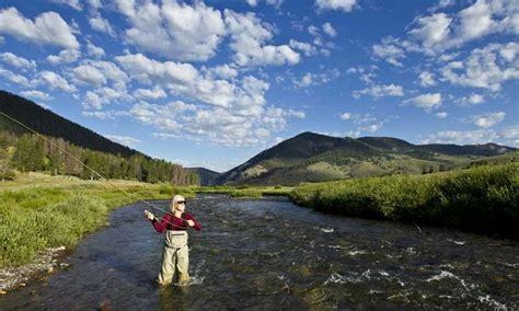 fishing the gallatin river montana montana mountains gallatin range alltrips