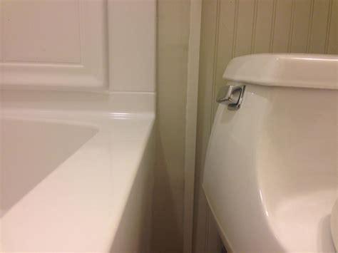 drywalling a bathroom repair caulk grout and drywall in a weekend checking