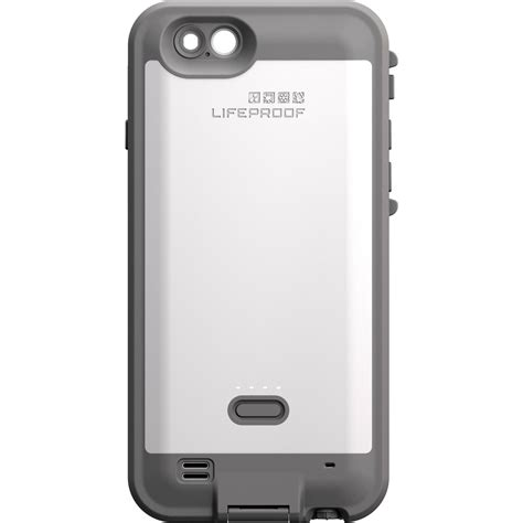 Lifeproof Samsung Galaxy S4 Original Fre White Gray Clear alwayz on sale on walmart seller reviews marketplace rating