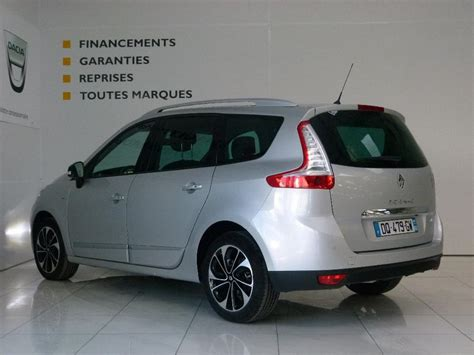 renault scenic 2015 voiture occasion renault grand scenic iii dci 130 energy