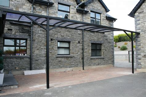 Carports Direct carports direct manufacture and install a bespoke carport for a liscannor house carports