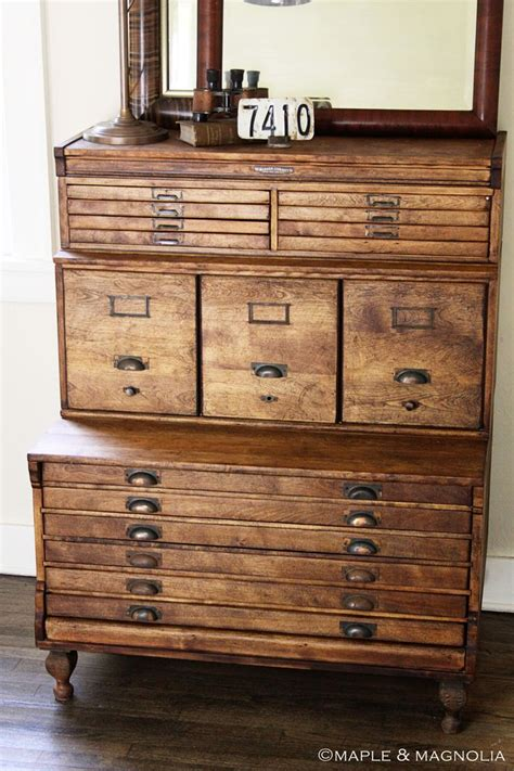magnolia home metal apothecary cabinet this refinished surveyor s cabinet on maple and