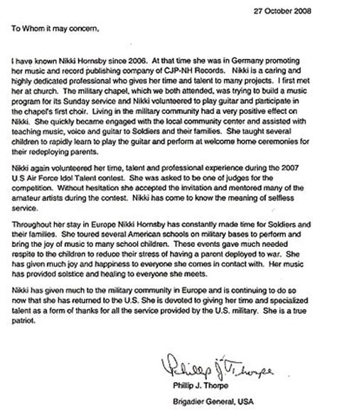 Reference Letter Wiki letter recommendation for academy best free