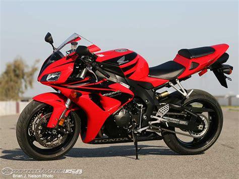 2007 Honda CBR1000RR Comparison   Motorcycle USA