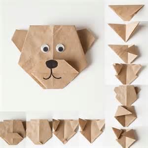 le aus papier selber basteln basteln mit kindern 100 origami diy projekte