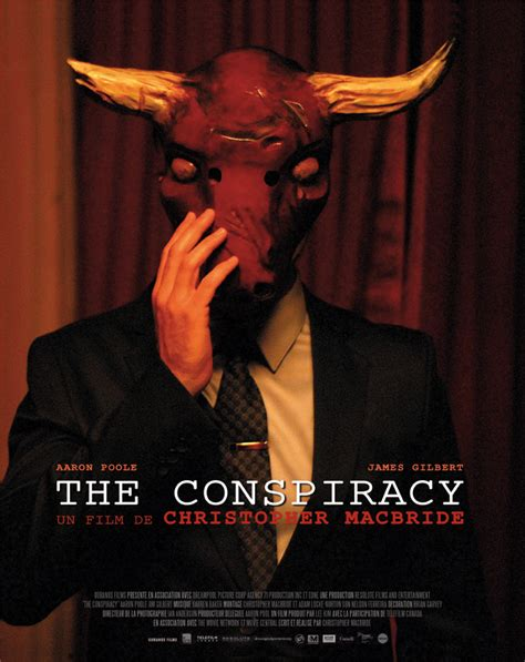In The Conspiracy the conspiracy filme 2012 adorocinema