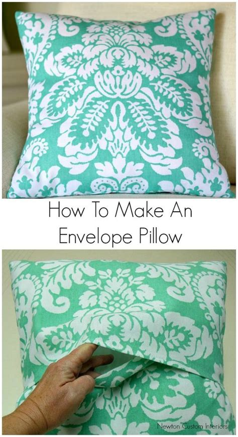 sewing pattern envelope pillow cover pinterest the world s catalog of ideas