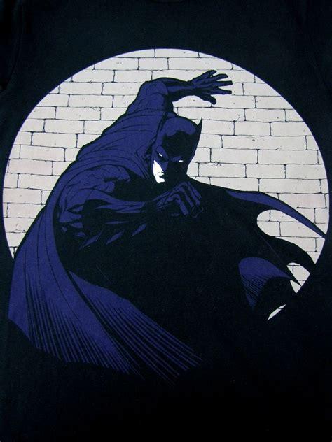 Bantal Batman Tm Dc Comics batman tm dc comics t shirt spotlight by connection ebay