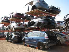 new car junk yards selective and cantilever rack for auto salvage yards