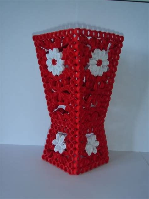 quilling vase quilling 3d quilling and vase