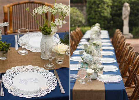 A Rustic Blue & Green Savannah Wedding   Every Last Detail