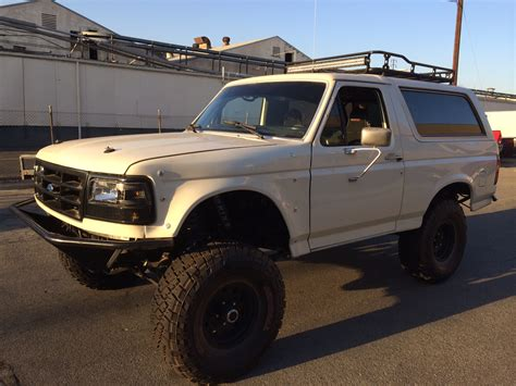 prerunner bronco stage 5 bronco ultimate long travel front rear