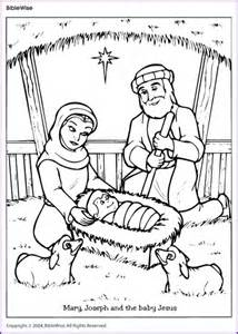baby jesus coloring pages coloring joseph and the baby jesus korner