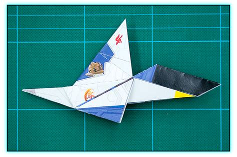 looked after children section 20 make an origami arwing nintendo kids club