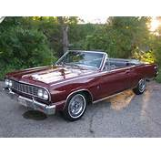 View Photo Of 1964 Chevrolet Chevelle Malibu Convertible  53MB