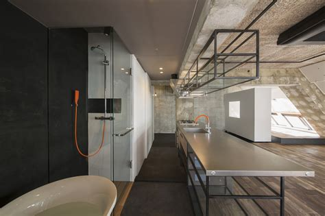 japanese home design studio apartments tokyo loft g architects archdaily