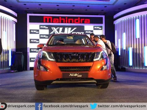 mahindra price in mumbai new age mahindra xuv 500 launched in mumbai price specs