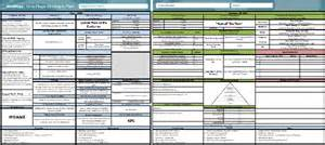 One Page Strategic Plan Template by How To Be Startup Ceo The Startup Guide Creating A
