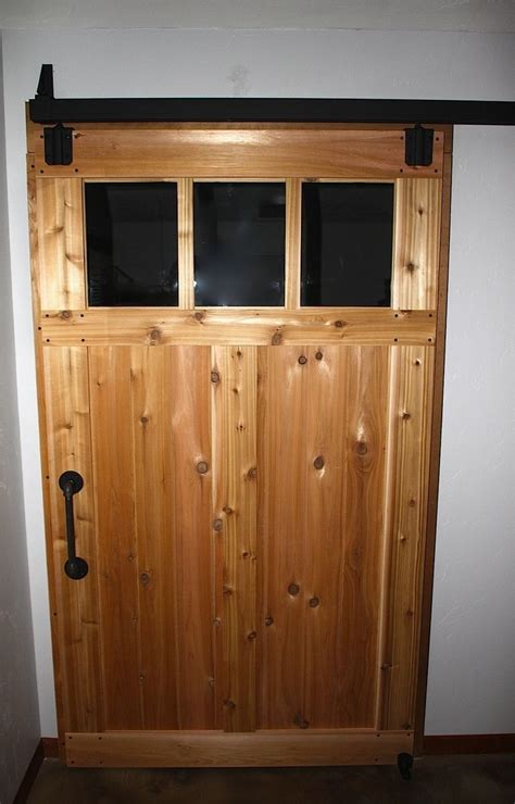 Tips Tricks Lovable Barn Style Doors For Home Interior Barn Door Style Interior Doors