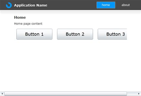 xaml horizontal layout getting started with silverlight part 2 defining the ui