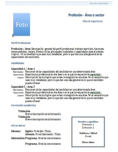 Plantilla De Curriculum Combinado M 225 S De 25 Ideas Incre 237 Bles Sobre Curriculum Vitae Funcional En Curr 237 Culum Ideas
