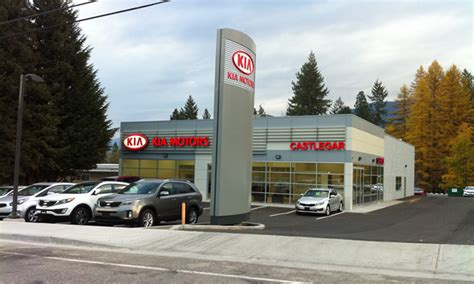 Kia Dealership New Kia Dealership In Castlegar Kootenay Business