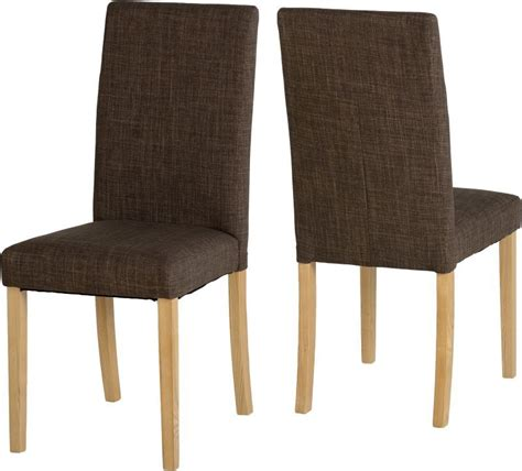 g3 dining chair brown fabric buy at qd stores