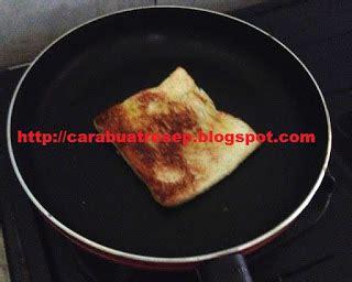 Teflon Buat Roti Bakar cara membuat roti bakar sederhana resep masakan