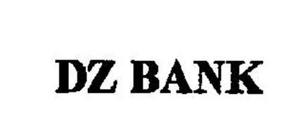 logo dz bank dz bank trademark of dz bank ag serial number 76356164