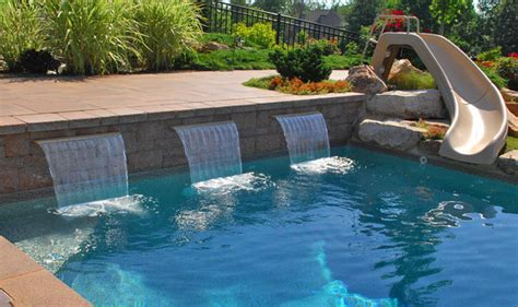 Nice House Plans by Swimming Pool Pictures With Waterfalls Pool Design Ideas