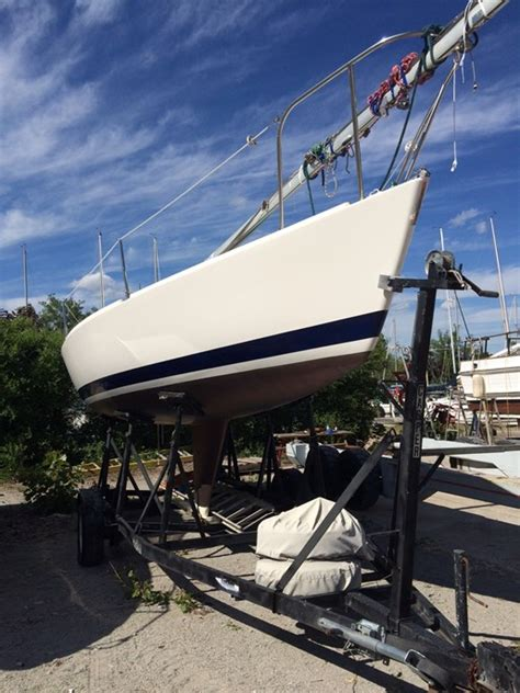 j boats used j boats j24 1996 used boat for sale in toronto ontario