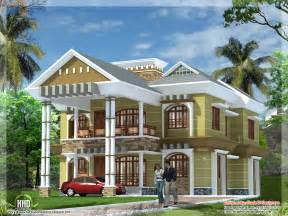 modern luxury villa kerala indian house plans home design and with photos