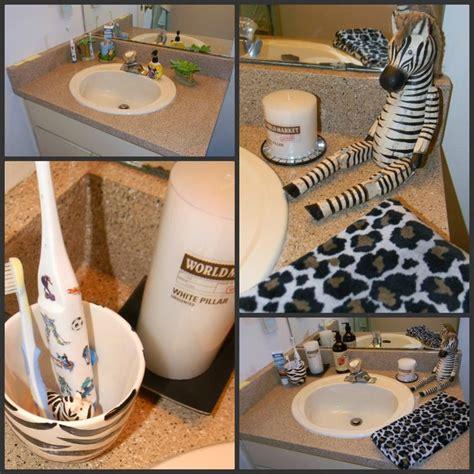 safari bathroom ideas  pinterest jungle