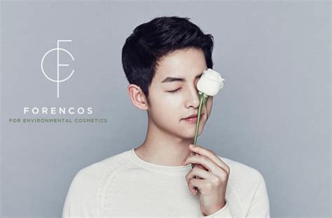 Soon Jong Ki song joong ki most popular in all of korean