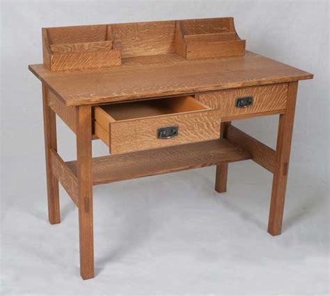Arts Crafts Furniture Selkirk Craftsman Furniture In Craftsman Style Computer Desk