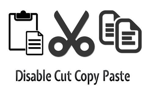 Copy And Paste cut copy paste kvcodes