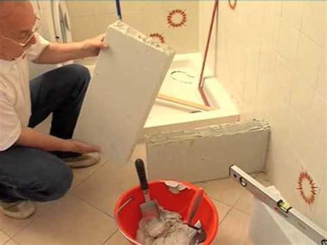 rifare un bagno fai da te rinnovare il bagno 1 176 parte tinteggiatura e muretti