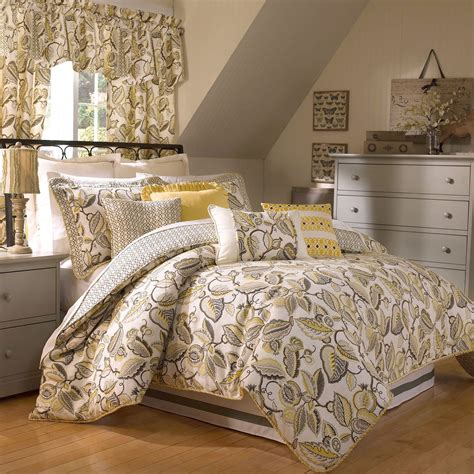 bedding waverly waverly fleur comforter set at hayneedle