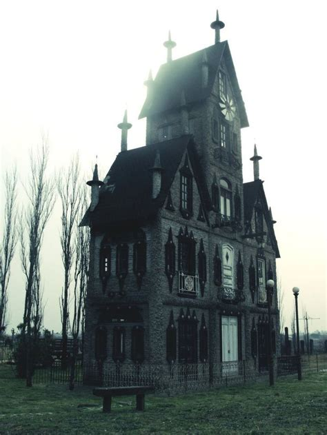 gothic homes gothic house design home style decoration pinterest