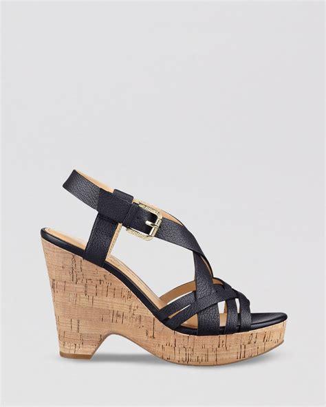 ivanka open toe platform wedge sandals handy in