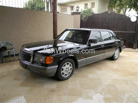 mercedes 300sel 1990 mercedes s class 300sel 1990 for sale in islamabad