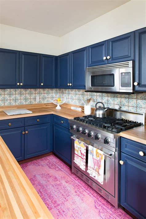 blue kitchen cabinets 25 best ideas about blue kitchen cabinets on pinterest