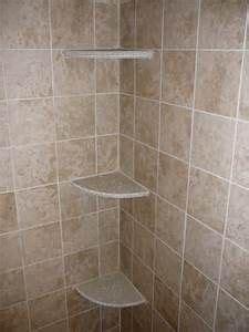 Tile Corner Shower Shelf by Shelves Corner Shelves And Read More On