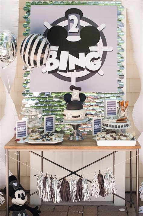 steamboat willie mickey mouse kara s party ideas steamboat willie classic mickey mouse