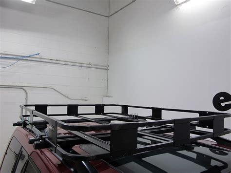 Surco Roof Racks by Compare Surco Safari Rack Vs Surco Safari Rack Etrailer