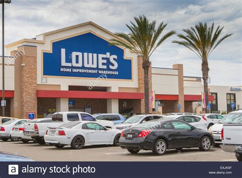 lowe s hardware and home improvement store warehouse