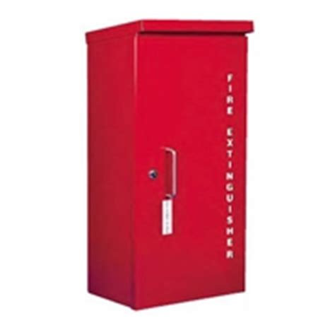 strike heavy duty outdoor extinguisher cabinet