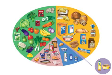 healthy fats nhs nhs eatwell plate